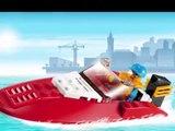 LEGO City La vitesse du bateau, Jouets Lego Pour Les Enfants