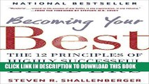 [PDF] Becoming Your Best: The 12 Principles of Highly Successful Leaders Full Online