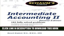 Collection Book Schaum s Outline of Intermediate Accounting II, 2ed (Schaum s Outlines)