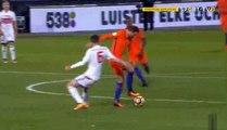 Vincent Janssen  Goal HD - Netherlands 4-1 Belarus 07.10.2016 HD
