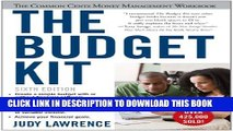 New Book The Budget Kit: The Common Cents Money Management Workbook