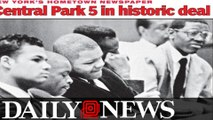 Trump Continues Rant About Central Park Five