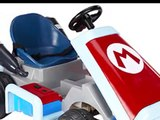 Super Mario Kart Ride On Vehicle, Ride On Car Toy For Kids