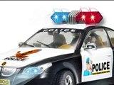 Modèle des voitures de police jouets, Voitures de police jouets pour les enfants