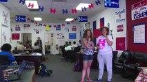 Election américaine : les Afro-Américains derrière Hillary