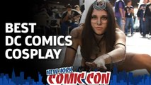 Best DC Comics Cosplay from New York Comic Con 2016