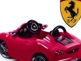Feber Ferrari F430 Voitures Jouets à Enfourcher, Ferrari Voiture Jouet, Voitures Jouets Pour Enfants