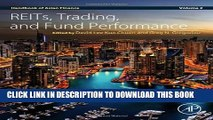 New Book Handbook of Asian Finance: REITs, Trading, and Fund Performance