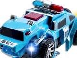 Transformers Voitures Police Jouets Pour Les Enfants