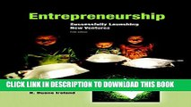 [PDF] Entrepreneurship: Successfully Launching New Ventures (5th Edition) Popular Colection