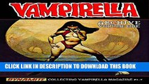 [PDF] Vampirella Archives, Volume One (Vampirella Archives Hc) Full Online