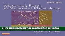 [PDF] Maternal, Fetal,   Neonatal Physiology, 4e (Maternal Fetal and Neonatal Physiology) Popular