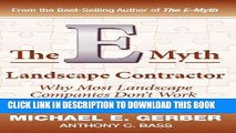 Collection Book The E-Myth Landscape Contractor