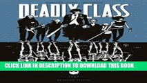 New Book Reagan Youth (Deadly Class)