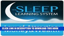 [PDF] Law of Attraction Money and Wealth Guided Mediation: Sleep Learning System Full Colection