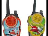 Disney Planes Walkie Talkies For Kids