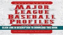 [PDF] Major League Baseball Profiles, 1871-1900, Volume 1: The Ballplayers Who Built the Game