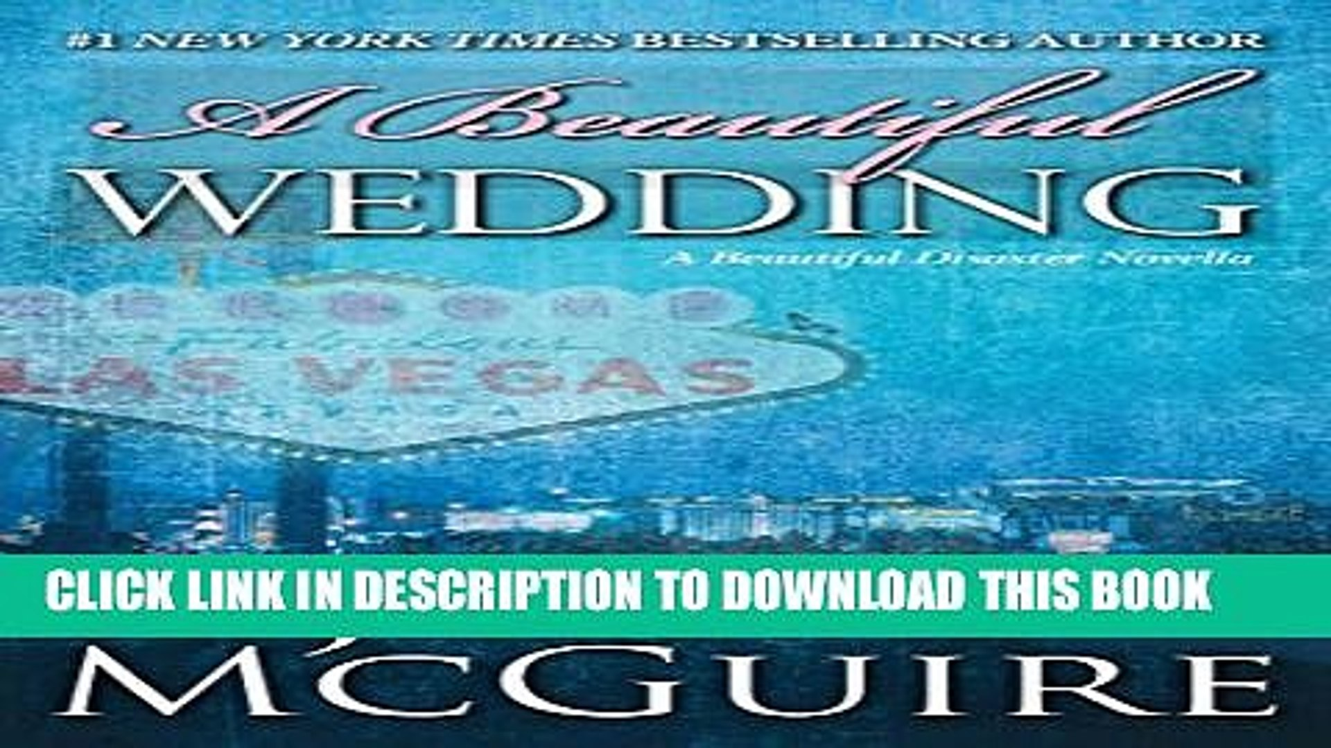 [PDF] A Beautiful Wedding: A Beautiful Disaster Novella (Beautiful Disaster Series) Full Online