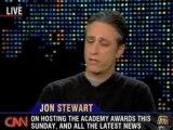 Part 1 : Jon Stewart @ Larry King (2006-02-27)