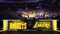 Denver Nuggets vs LA Lakers - Full Game Highlights  October 7, 2016  2016-17 NBA Preseason