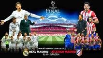 Real Madrid 4-1 Atletico | Final Champions League 2014 | [Công Tánh Football]