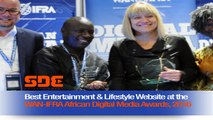 Standard Digital Entertainment wins Africa's Best Entertainment and Lifestyle Award