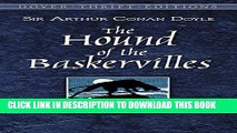 Collection Book The Hound of the Baskervilles