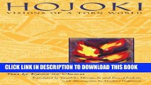 New Book Hojoki: Visions of a Torn World (Rock Spring Collection of Japanese Literature)
