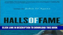 New Book Halls Of Fame