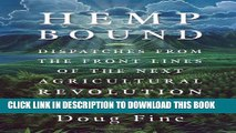 Collection Book Hemp Bound: Dispatches from the Front Lines of the Next Agricultural Revolution