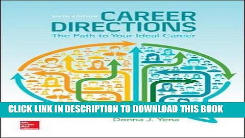New Book Career Directions: New Paths to Your Ideal Career