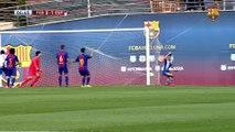 [HIGHLIGHTS] FUTBOL (Juvenil): FC Barcelona – RCD Espanyol (4-1)