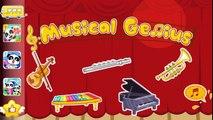 Baby Panda Musical Genius   Interactive Musical Instruments Kids Music Games by Babybus