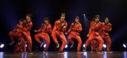 Le show synchro génial d'un groupe de danseurs coréens !
