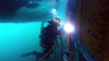underwater welding - Υποβρύχια ηλεκτροσυγκόλληση -Barbara