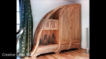 Over 20 Creative Wood Furniture Ideas 2016 - Chair Bed Table Sofa