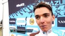 Roc d'Azur - Bardet raconte sa course