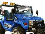 Voitures Jeep jouets à enfourcher, Jeep Voitures jouets pour les Enfants