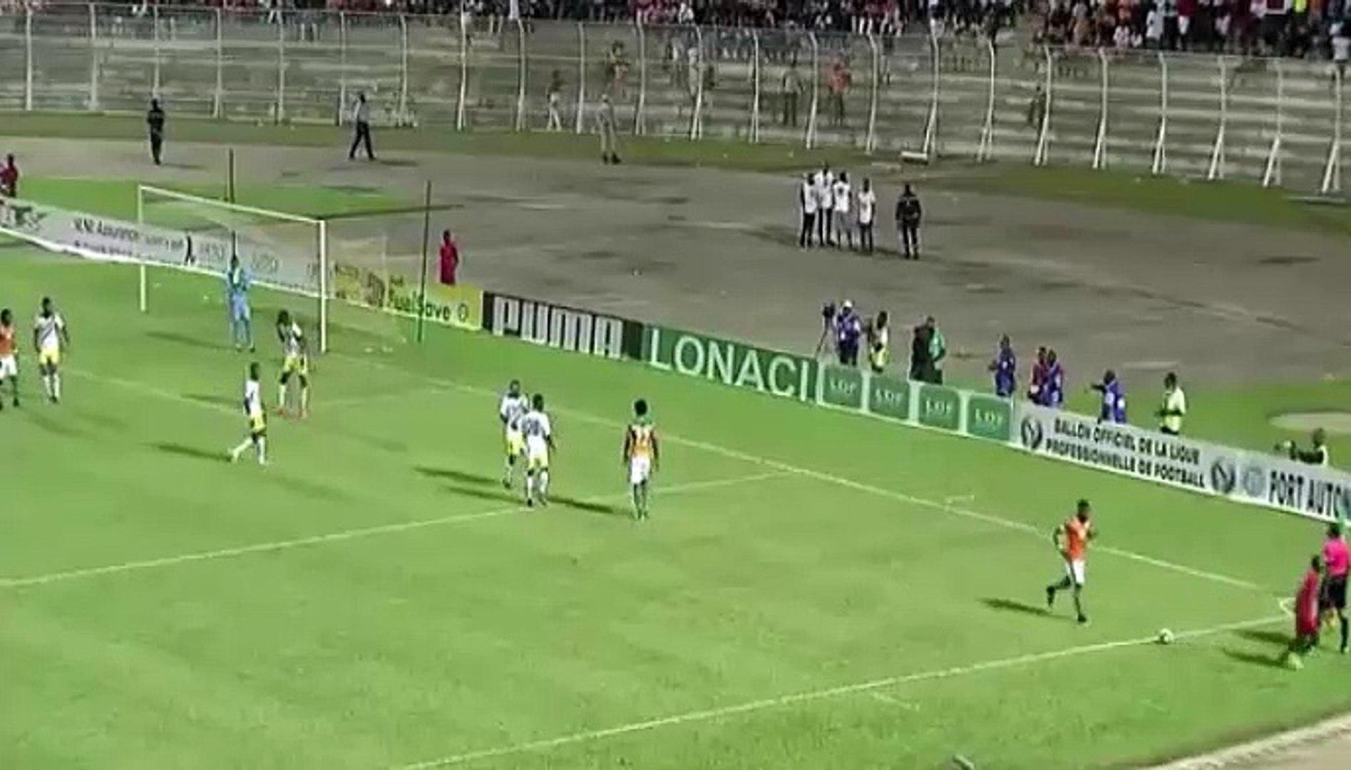 Salif Coulibaly own goal - Ivory Coast 2-1 Mali - (08/10/2016)