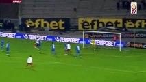 İşte Hamit Altıntop'un golü