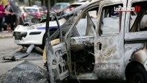 Viry-Châtillon : deux voitures de police attaquées au cocktail Molotov