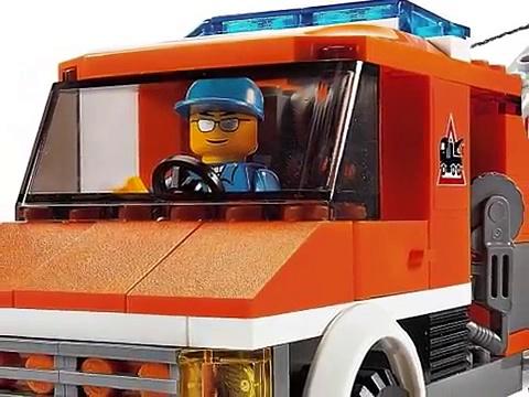 Lego Trucks, LEGO Tow Truck, Truck Toy