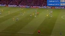 Fiodor Černych Goal HD - Scotland 0-1 Lithuania - 08.10.2016 HD