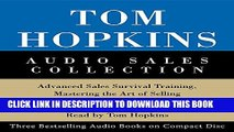 Collection Book Tom Hopkins Audio Sales Collection