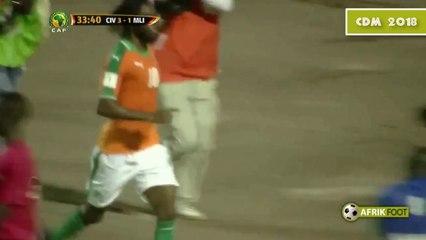 Côte d'Ivoire vs Mali (3-1) – Eliminatoires CDM 2018