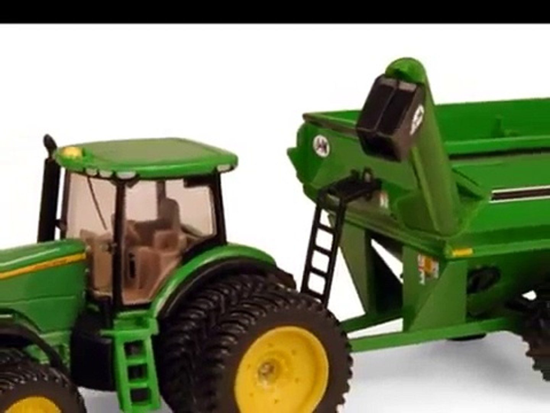 Niños 8320r Tractor Escala John Juguete 64 Deere Ertl 1 Para 5jA4RL