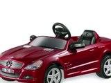mercedes voitures jouets pour les enfants, mercedes voitures à enfourcher