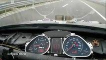 V10 Motorlu AUDİ RS6 Motoruna Sahip VW Golf Zengin Kalkışı Bu Olsa Gerek =D