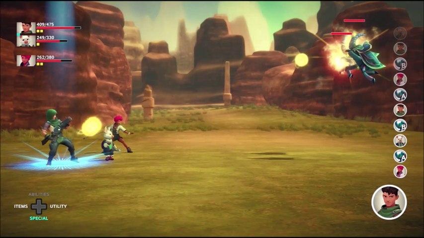 "Earthlock: Festival of Magic ""Kill them All"""
