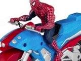 Spiderman et Motos Jouets Pour Les Enfants